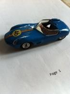 D B Panhard Le Mans - Solido