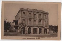 SOUDAN Hôtel Gordon Stationery & Bookstores Khartoum Sudan 141 - Sudán