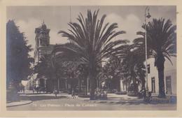 ESP142  --  LAS PALMAS  ~  PLAZA DE CAIRASCO  ~~  FOTOGRAFIA BAZAR ALEMAN - La Palma