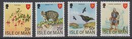 Isle Of Man 1978 Definitives 4v ** Mnh (42918P) - Man (Eiland)