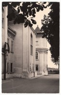 Schloss Heiligenkreuz-Gutenbrunn - Teilansicht - Gelaufen 1975 - Heiligenkreuz