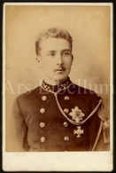 Cabinet Photo / Large Photo / ROYALTY / Belgium / Belgique / België / Prince Baudouin De Belgique / Prins Boudewijn - Photos