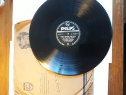 Philips  -  1953  Nr. B 21021. Rosemary Clooney - 78 G - Dischi Per Fonografi