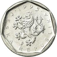 Monnaie, République Tchèque, 20 Haleru, 1995, TTB, Aluminium, KM:2.1 - Tschechische Rep.