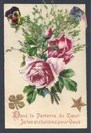 CPA Meilleurs Voeux 1907 - Nouvel An