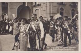CG605  ~~  LA FAMILLE ROYALE MONTENEGRINE  ~  KING NIKOLA  ~~  1932 - Montenegro