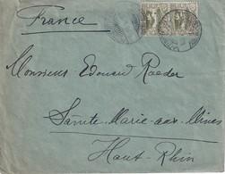 OBER SCHLESIEN 1921 LETTRE DE PREUSSISCH HERBY - Germania