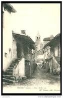 CROZET        (42)  - UNE VIEILLE RUE EN 1939  - Bb-785 - France