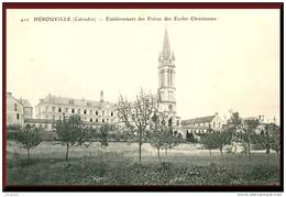 HEROUVILLE    (14)  - L ETABLISSEMENT DES FRERES DES ECOLES ChRETIENNES - Bb-786 - Herouville Saint Clair