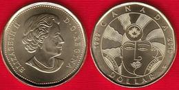 "Canada 1 Dollar 2019 ""Equality, Decriminalization Of Homosexuality"" UNC - Canada"