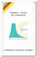 Kameroen 1992, Postfris MNH, Birds Of Prey ( Booklet, Carnet ) - Kameroen (1960-...)