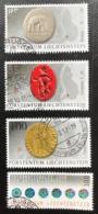 Stamp Liechtenstein 2014, 2015: Archeology - Stamp - Used - Oblitere - Briefmark - Sale - Money - Piece - Rare - Gebraucht