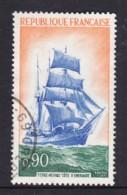 France 1972 Cote D'Emeraude Sailing Ship Used - France
