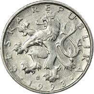 Monnaie, République Tchèque, 50 Haleru, 1993, TTB, Aluminium, KM:3.1 - Tschechische Rep.