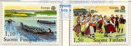 PIA - FINLANDIA :  1981 - Europa - (Yv  845-46) - 1981