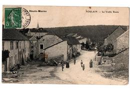 FOULAIN LA VIEILLE ROUTE ANIMEE - France