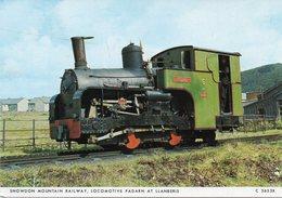 United Kingdom - Walles - Railway Padarn - Fg - Galles
