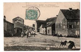 MARAC RUE DE BOURGOGNE TRES ANIMEE - France