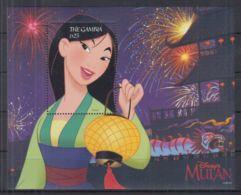C916. Gambia - MNH - Cartoons - Disney's - Characters - Disney