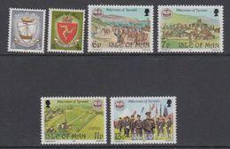 Isle Of Man 1980 Tynwald Parliament 6v  ** Mnh (42919B) - Man (Eiland)