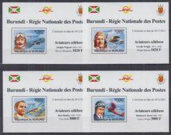 L255. Burundi - MNH - Transport - Airplanes - Deluxe - Transports