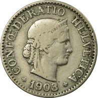 Monnaie, Suisse, 10 Rappen, 1903, Bern, TB+, Copper-nickel, KM:27 - Suisse