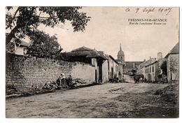 FRESNES SUR APANCE RUE DE L ANCIENNE ROUTE ANIMEE - France