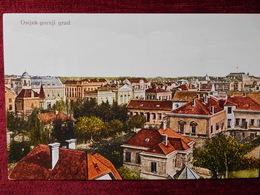 CROATIA - OSIJEK / HUNGARY - ESZÉK / 1925 - Croatie