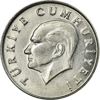 Monnaie, Turquie, 10 Lira, 1986, TTB+, Aluminium, KM:964 - Türkei