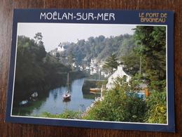 L21/390  MOELAN SUR MER - Le Port De Brigneau - Moëlan-sur-Mer