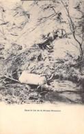 EVENEMENTS Catastrophes (Eruption Volcanique 8 Mai 1902) MARTINIQUE St PIERRE ... Morts Dans La Rivière ROXELANE ... CPA - Catastrofi
