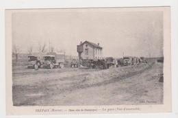 Trépail, La Gare - France