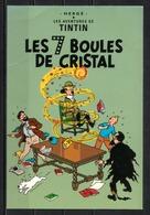 CP Tintin : Editions Hergé/Moulinsart N° 081 ( Recto-Verso ) - Bandes Dessinées