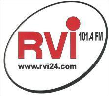 AUTOCOLLANT STICKER RVI RADIO VALLEE DE L'ISLE DORDOGNE MONTPON MENESTEROL - Autocollants