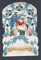 Image Pieuse Crèche à Système Importée D'Allemagne - Devotion Images