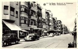 Belgique > Flandre Occidentale > De Panne  :LA PANNE  /   VOITURE   /  TTBE - De Panne