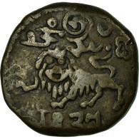 Monnaie, INDIA-PRINCELY STATES, MYSORE, Krishna Raja Wodeyar, 20 Cash, 1837 - Inde