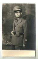 "4016 ""MILITARE DEL CORPO SANITARIO"" FOTO ORIG.FOTOGRAFIA CAV. CAVAJA'-TORINO - War, Military"