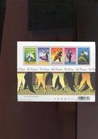 Belgie BL136 TYPE A 'met Drukdatum' Dans Dances Tango Samba Onder Postprijs Sous Prix Faciale !!! - Blocs 1962-....