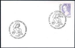 Italia Italy (2019) Special Postmark: Milano; Leonardo Da Vinci (500th Anniversary Of Death) - Altri