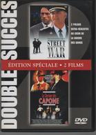 DVD 2 Polars Ultra-réalistes STREET WAR Et LE DERNIER DES CAPONE - Crime