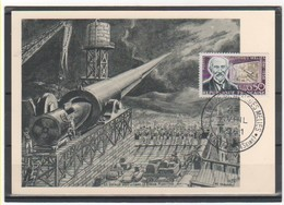 FR 1961 MELIES MONTREUIL - Cartoline Maximum