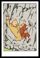 CP Tintin : Editions Hergé/Moulinsart Sundancer N° 013 ( Recto-Verso ) - Bandes Dessinées