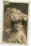 ARTISTE 1090 ALXE Et Son Chapeau Avec Une Scie Ambassadeurs  1905 Timb  Photographe WALERY - Opera