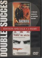 DVD 2 Films THRILLER : SACRIFIE / TUEUR EN SERIE - Crime
