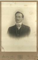 """4020 """"FOTO DA LAS VARAS,MESSICO DEL SIG.GAVEGLIOLI A GENITORI E FRATELLI-1908"""" FOTO ORIG.ATTRVELL Y ROSSI-S. FRANCISCO - Persone Identificate"""