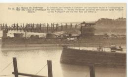 Zeebrugge - No 15 - Ruines De Zeebrugge - La Paralysie, Par L'Intrépide Et L'Iphlgénir ... - Zeebrugge