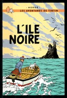 CP Tintin : Editions Hergé/Moulinsart N° 075 ( Recto-Verso ) - Bandes Dessinées