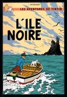 CP Tintin : Editions Hergé/Moulinsart N° 30075 ( Recto-Verso ) - Bandes Dessinées