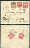 POZSONY 1916. Expressz Levél Temesvárra Küldve - Hongarije